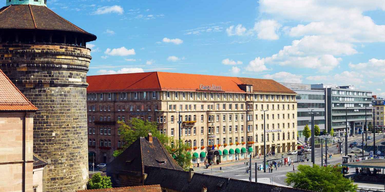 Le Méridien Grand Hotel Nürnberg -- Nürnberg