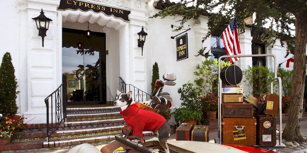 Cypress Inn -- Carmel, CA