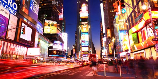 $139 -- 'Comfortably Chic' Times Square Hotel, Reg. $259