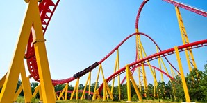 $35 -- Kings Dominion Theme Park in Virginia, Save $31