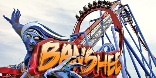 $37 -- Kings Island Theme Park outside Cincinnati, Reg. $62