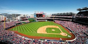 $45 & up -- Washington Nationals 3-Game Holiday Gift Pack