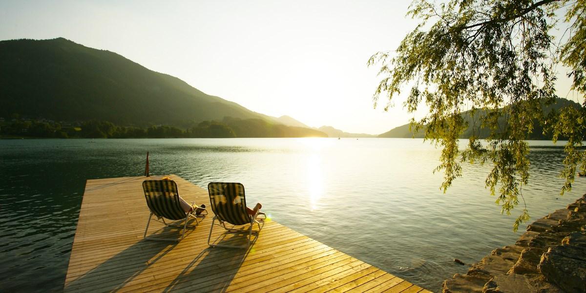 Rennrad- und Triathlonhotel Mohrenwirt -- Fuschl am See, Österreich