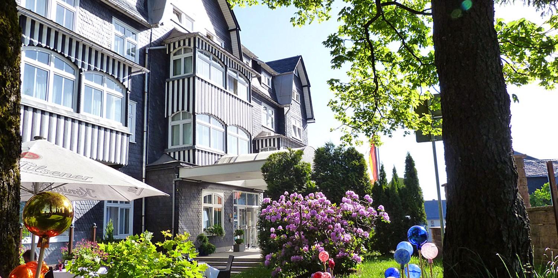 Boutique Hotel Schieferhof -- Neuhaus am Rennweg