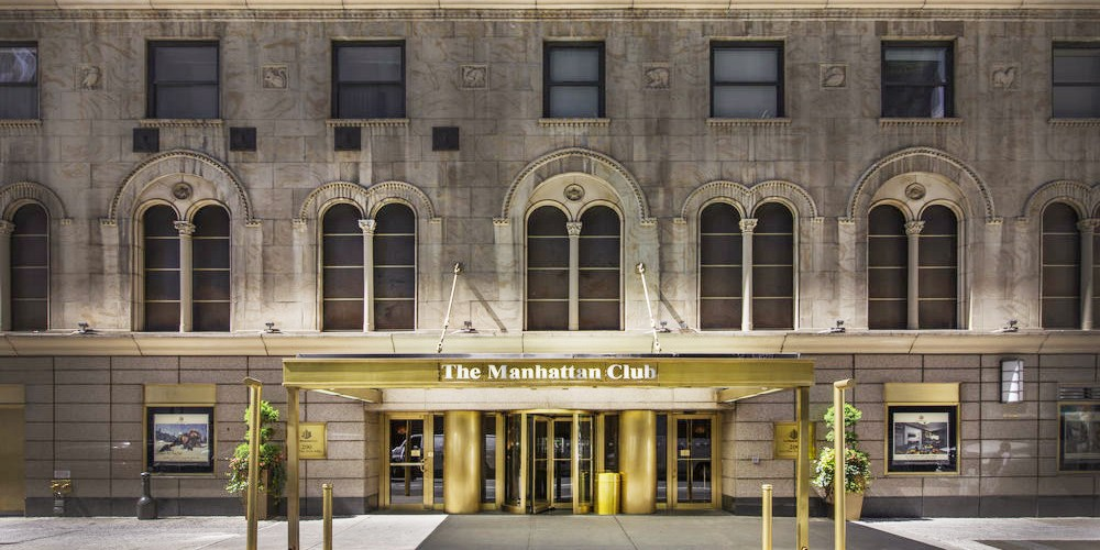 The Manhattan Club -- Midtown - Times Square, New York