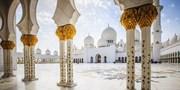 849 € -- 10 Tage Emirate & Oman: Außenkabine mit Flug