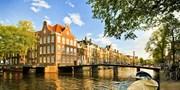 Save $100 -- Europe Fare Sale incl. Amsterdam & Dublin