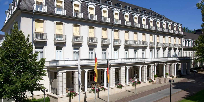 Steigenberger Hotel and Spa -- Bad Pyrmont