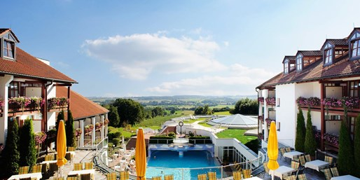 149 € -- Bad Griesbach: 4,5*-Hotel mit Menüs & Therme, -42%