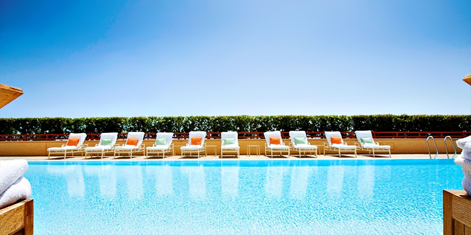 $65 -- InterContinental Spa Day w/Rooftop Pool, Reg. $105