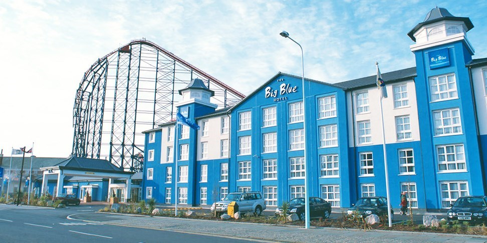 Big Blue Hotel -- Blackpool, United Kingdom