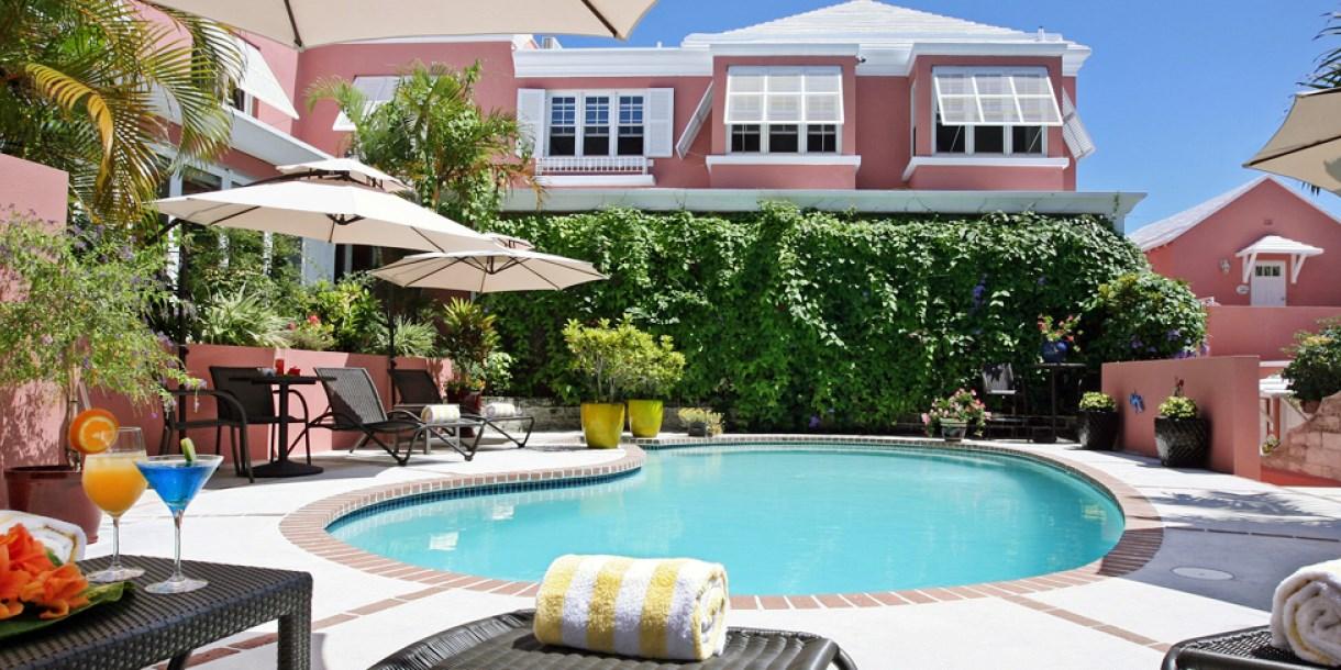Royal Palms Hotel -- Hamilton, Bermuda