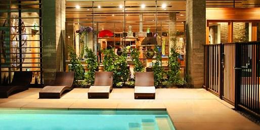 Travelzoo Deal: $249 -- Sonoma: Eco-Chic Healdsburg Hotel, Reg. $564