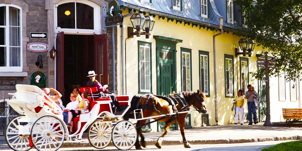 Member Exclusive – Quebec City Art Deco-Style Hotel Stay -- Quebec City, Canada