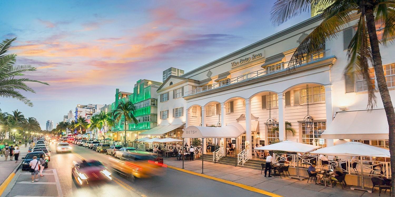 The Betsy - South Beach -- Miami Beach, FL