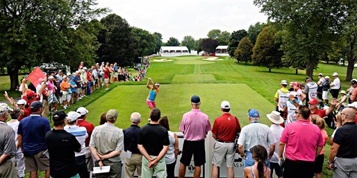 $26 -- LPGA Tour: Women's Open Golf in Alberta, Reg. $32