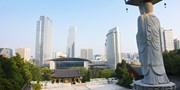 ¥1,499起 -- 首尔4日半自由行 国航直飞+4花酒店 汉江游船/明洞购物