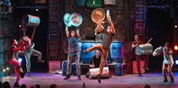 $38.50 -- 'Stomp' at the Orpheum Theater, Reg. $78