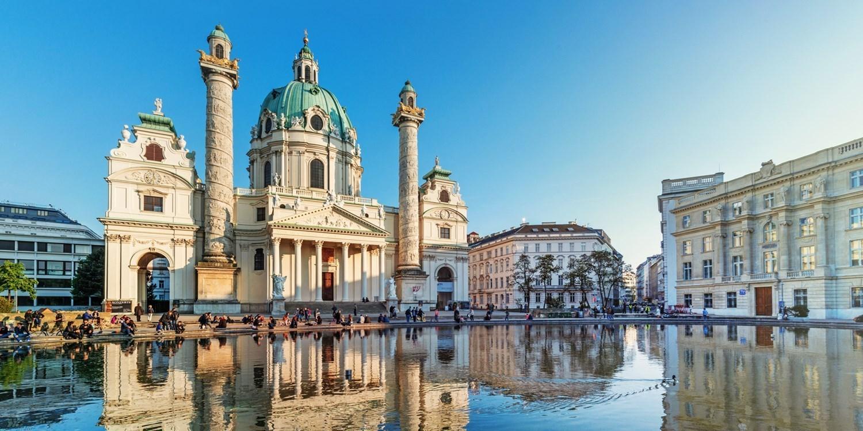 $281 – Vienna: 2-night stay w/breakfast &bubbly, save 41% -- Vienna, Austria