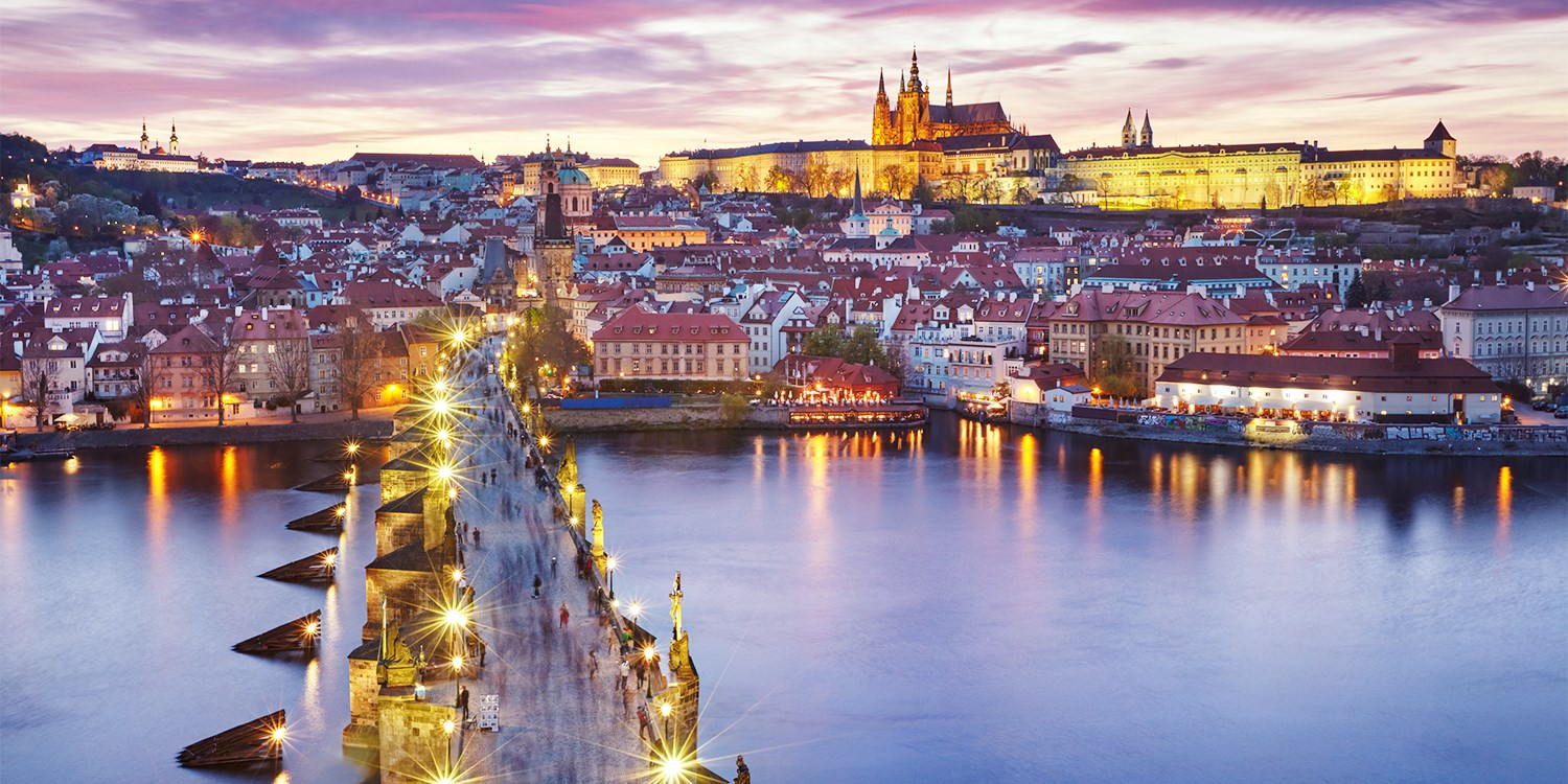 $92 & up – 2-night Prague hotel stay inc breakfast -- Prague, Czech Republic