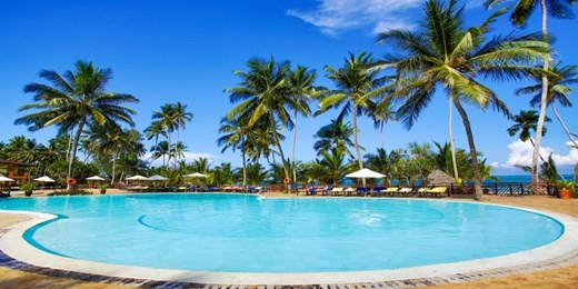 £899pp -- All-Inc 4-Star Zanzibar Beach Holiday, Save 37%