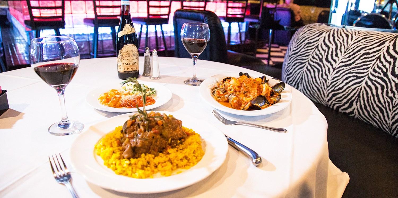 $20 -- Avanti: Classic Italian Dining for 2, Reg. $40