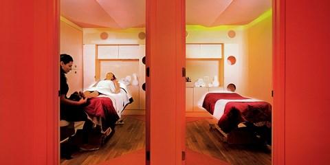 $99 -- Vogue-Pick Spa: Massage & Nap Pod Session, Reg. $179