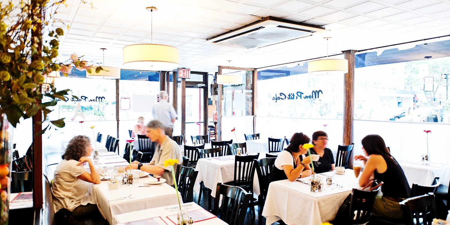 $69 -- Zagat-Pick French Dinner for 2 w/Bottle of Wine