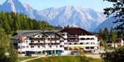 129-139 € -- Seefeld: Tirol-Auszeit mit Menüs & Pool, -43%