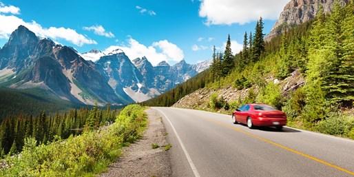 ab 1659 € -- Kanada: Vancouver bis Calgary & Nationalparks
