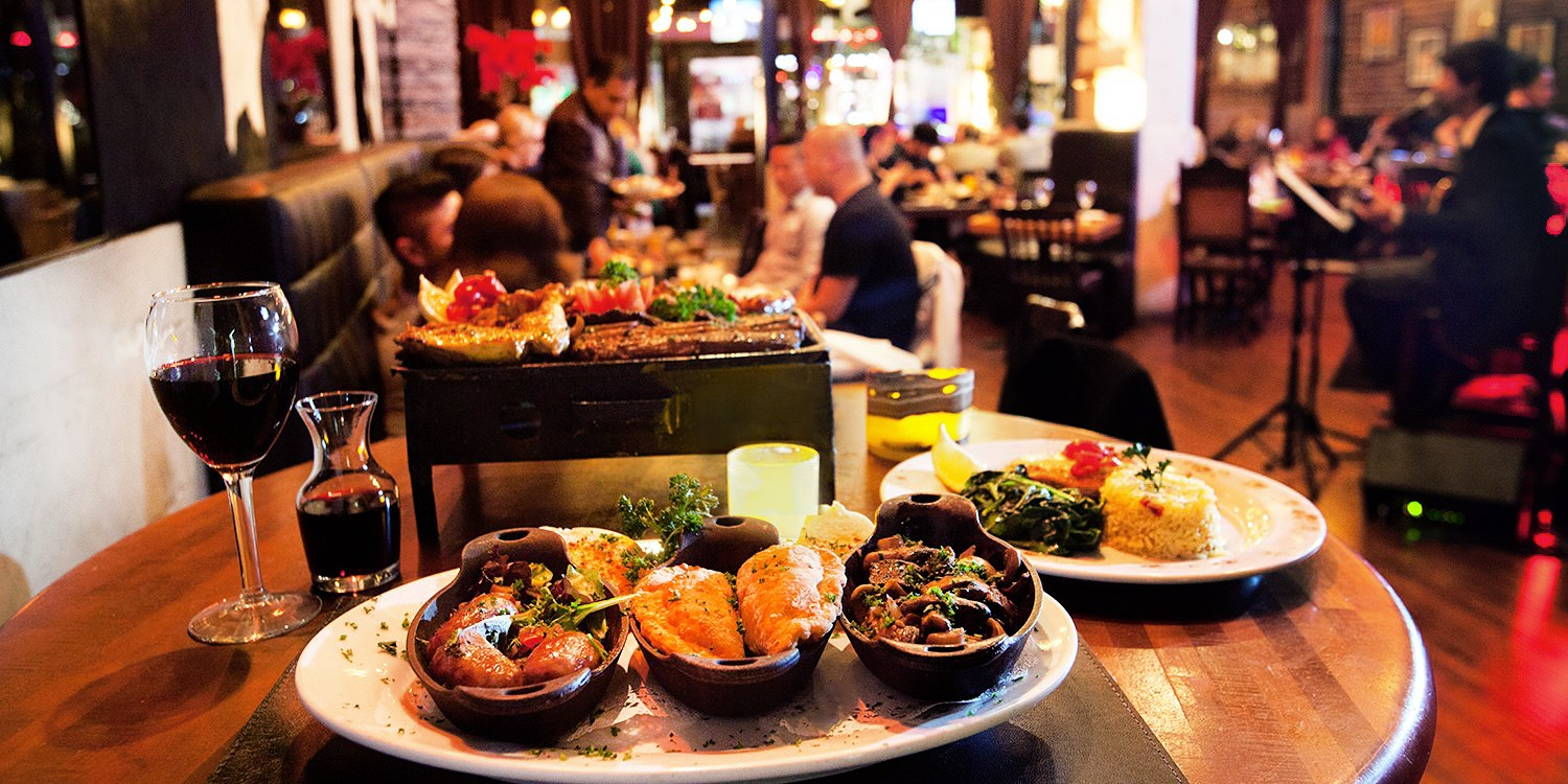 $15 & up -- Gaucho Grill: Half Off Dinner or Lunch for 2