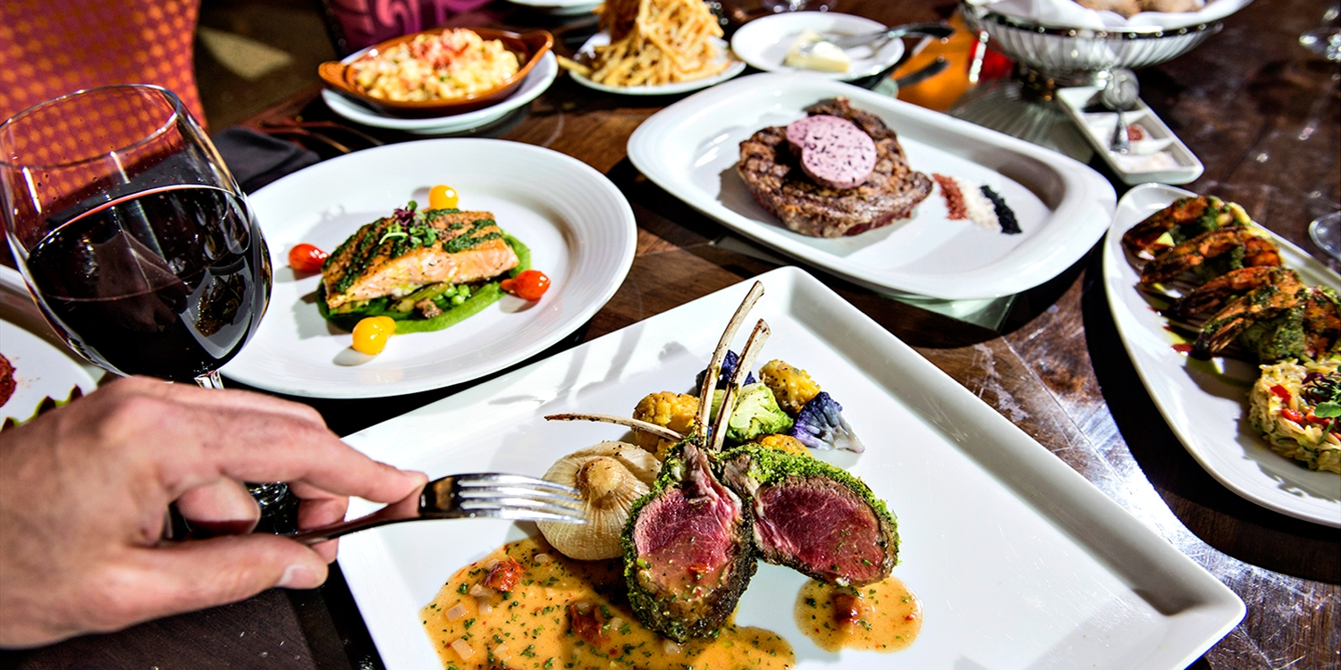 $69 -- 'Extraordinary' Steakhouse Feast for 2, Reg. $140
