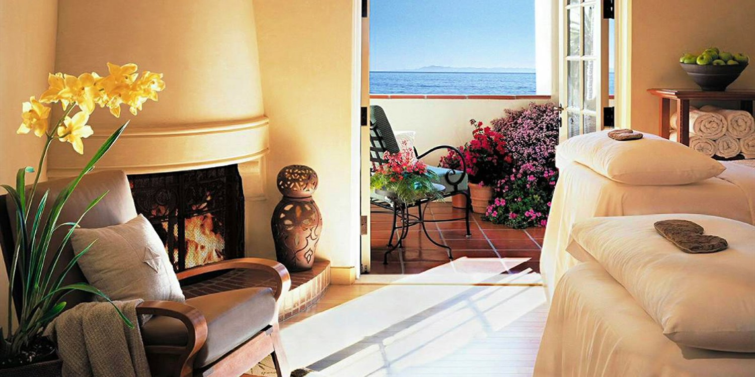 $129 -- Four Seasons Santa Barbara: Spa Day w/Bubbly