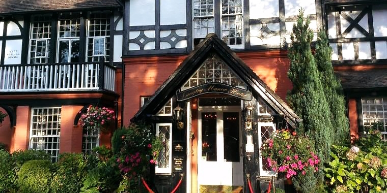 Langtry Manor Hotel -- Bournemouth, United Kingdom