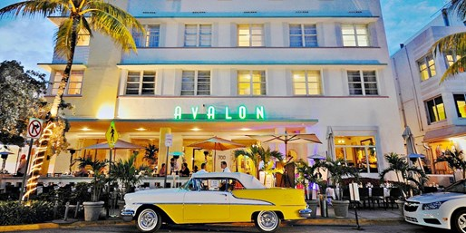 $99 -- Miami: South Beach Hotel w/Daily Breakfast, 35% Off