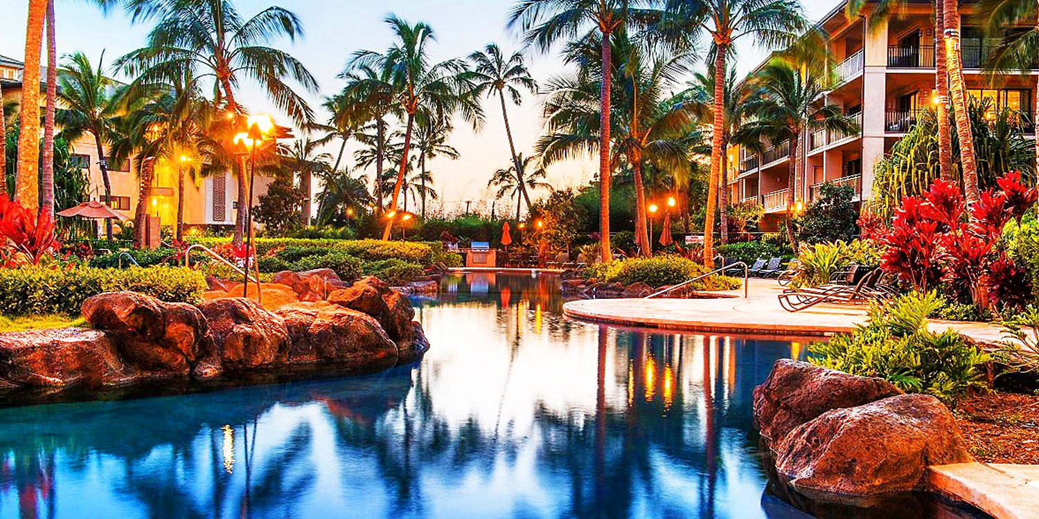 $839 -- Kauai: 3 Nights in Villa for up to 4, Reg. $1487