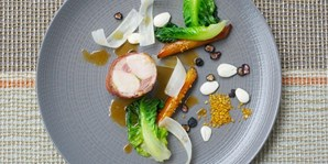 £23 -- Michelin-Starred 3-Course Lunch & Prosecco in Soho