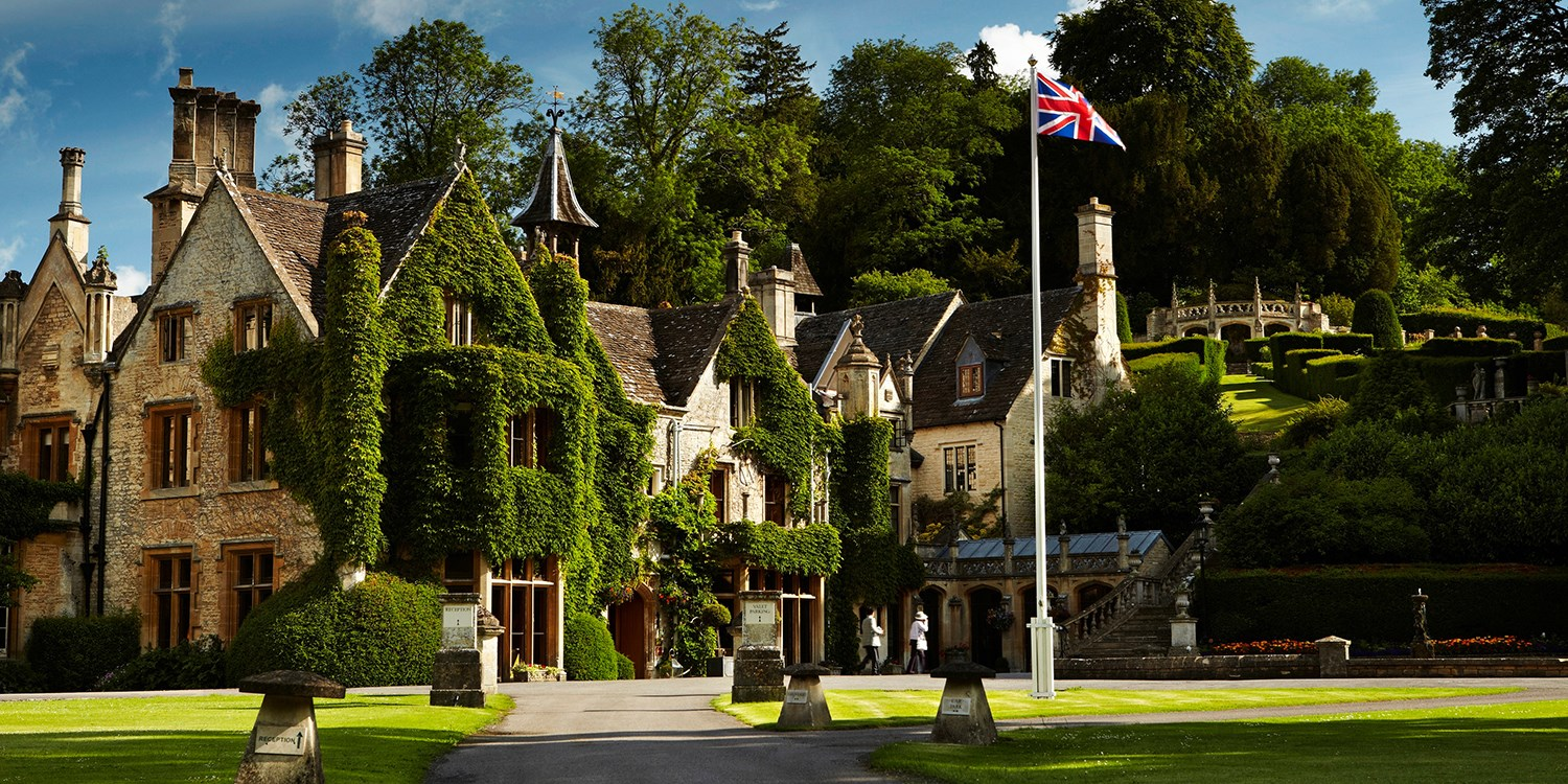 The Manor House, an Exclusive Hotel & Golf Club -- Castle Combe
