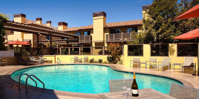 Hotel Abrego -- Monterey, CA