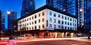 $89 -- Downtown Vancouver Hotel w/Parking & Breakfast
