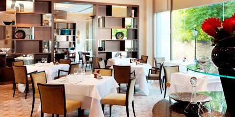 £59 -- 5-Star 3-Course Dinner & Cocktails for 2, Was £102