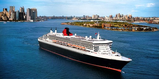 £999pp -- New Year's Eve NYC Stay & Luxury Cunard Cruise