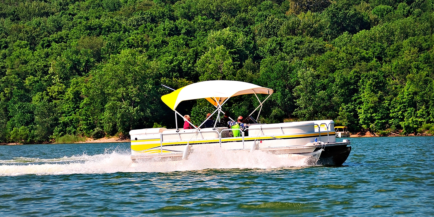 $79 -- Lake Austin Pontoon or Boat Rental: Good All Summer