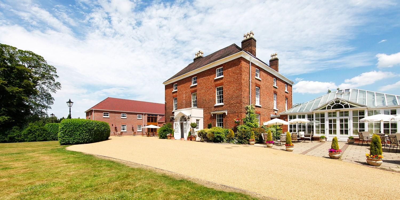 Hadley Park House Hotel -- Telford