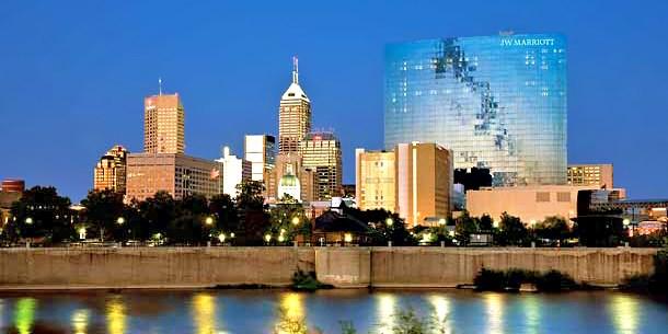 JW Marriott Indianapolis -- Indianapolis, IN