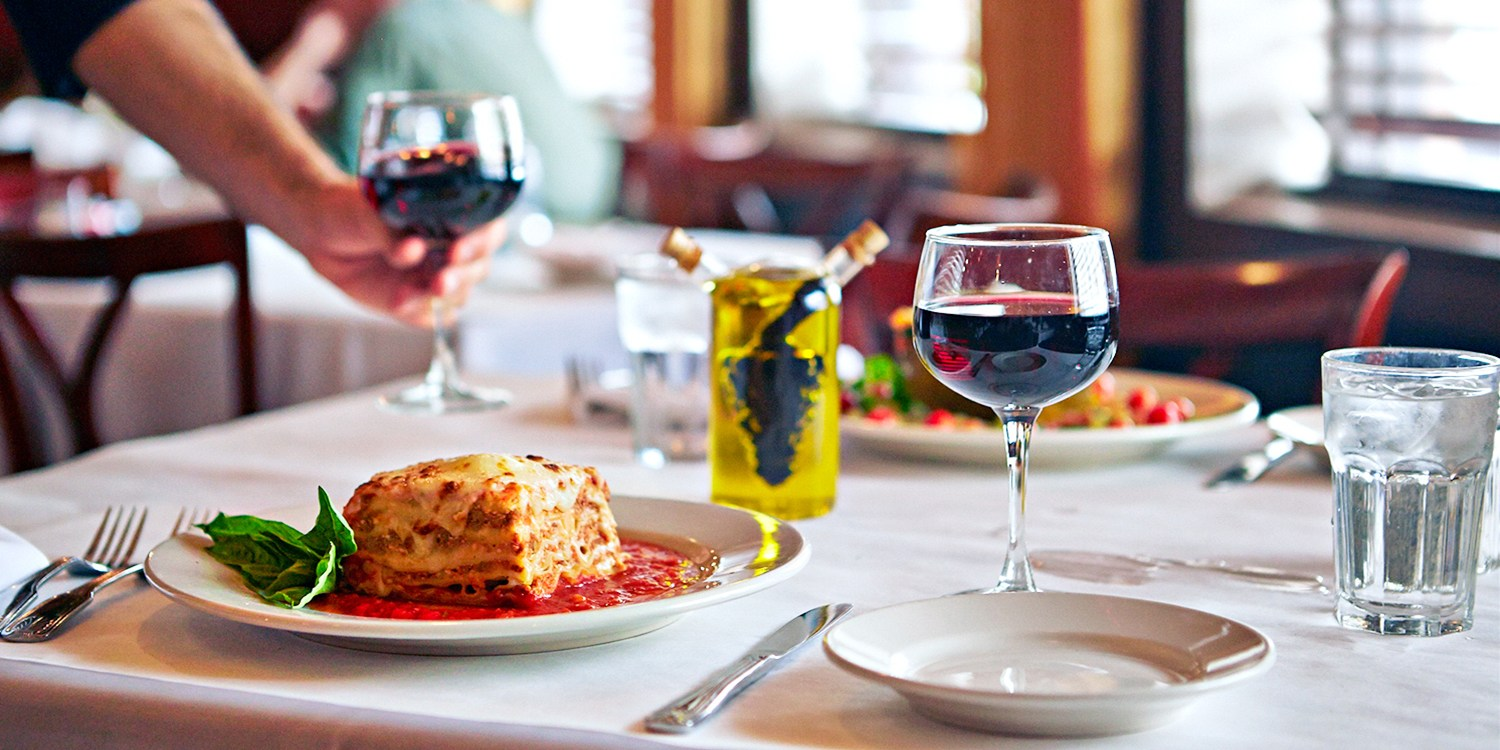 Via Veneto: Italian Dining for 2 on the North Side, Save 50%