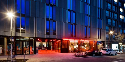 $129 -- Berlin: Hip Mitte Hotel w/Breakfast & Cocktails