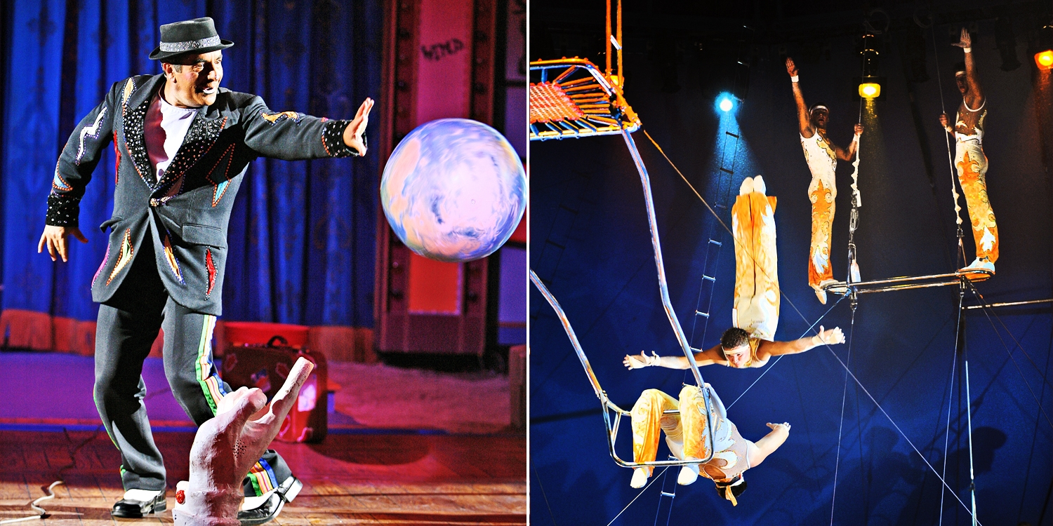 $31 -- Big Apple Circus Comes to Sterling, Reg. $52