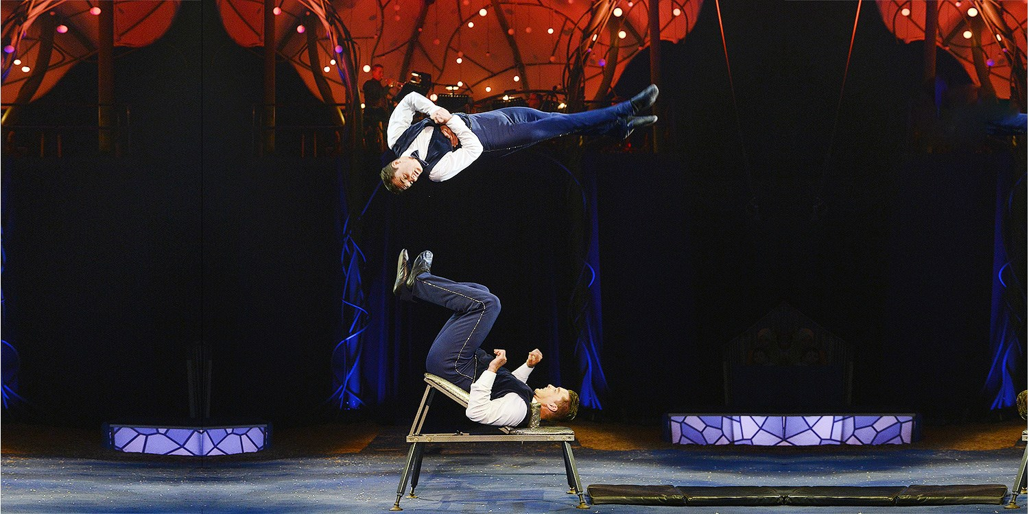 $15 -- Big Apple Circus at Lincoln Center, up to 50% Off