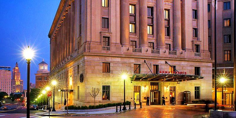 Renaissance Providence Downtown Hotel -- Providence, RI